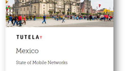 Telcel ofrece la mejor experiencia de usuario en redes celulares con las velocidades de descarga más rápidas de México