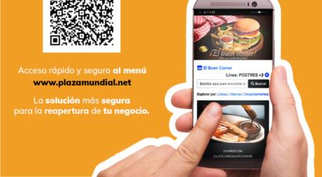 Induxsoft, empresa mexicana de software, apoya a todos los restaurantes con menús digitales QR sin costo