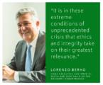 Lorenzo Berho Corona es elegido Presidente del Consejo Consultivo en México de Alliance for Integrity