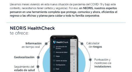 HealthCheck al cuidado de los trabajadores en tiempos de pandemia