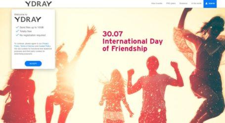 Ydray amplía su servicio gratuito de envío de archivos online hasta los 10 Gb