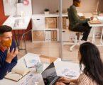 Medidas de prevención y mobiliario especial para oficinas seguras: Office Class
