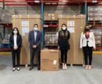 Danfoss dona ultracongeladores al Estado de Nuevo León