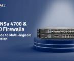 SonicWall presenta nuevos Firewalls empresariales que mejoran el rendimiento frente a amenazas