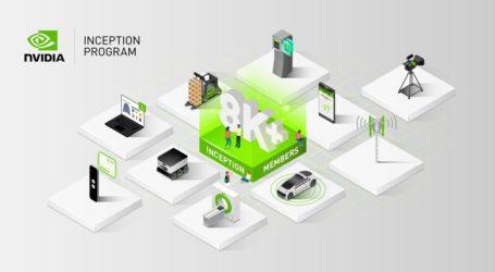 Resolución mejor que 8K: NVIDIA Inception muestra el Ecosistema de inicio de IA Global