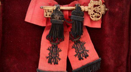 Sale a subasta en México una curiosa llave que daba acceso libre al Palacio Real de Madrid