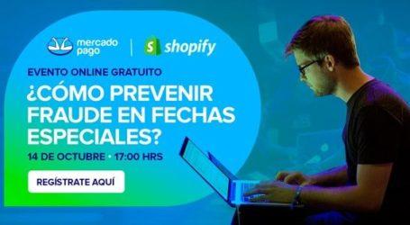 Shopify y Mercado Pago generan una alianza  para informar a emprendedores y comerciantes digitales